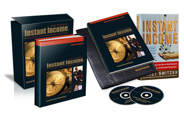 Instant Income Business System