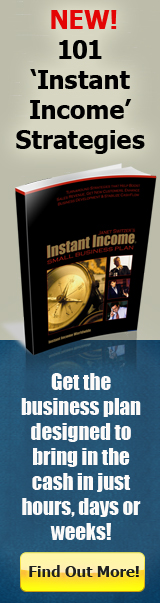 Instant Income marketing plan to turnaround your business