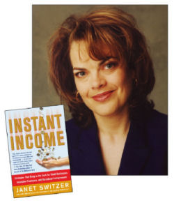 Janet Instant Income Book