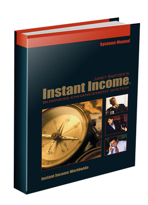 Instant Income Manual